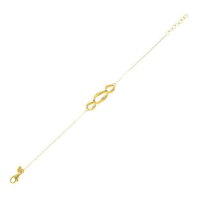A&A Bransoletka z żółtego złota