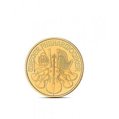 FILHARMONIK 1/2 OZ - Złota moneta 1/2 uncji Filharmonik Wiedeński - 50EUR
