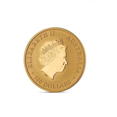 AUSTRALIJSKI KANGUR 1 OZ - Złota moneta 1 uncja Australijski Kangur - 100 AUD