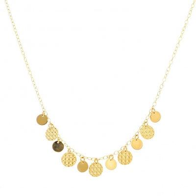Naszyjnik ze złota