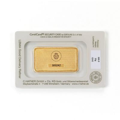 SZTABKA 20G - Złota sztabka 20 g