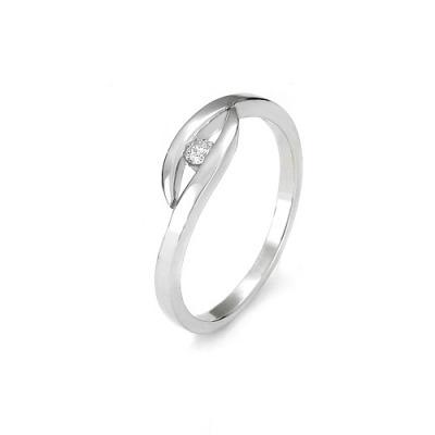 """A&A pierścionek z brylantem """"oko"""""""