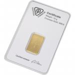 SZTABKA 10G - Złota sztabka 10 g