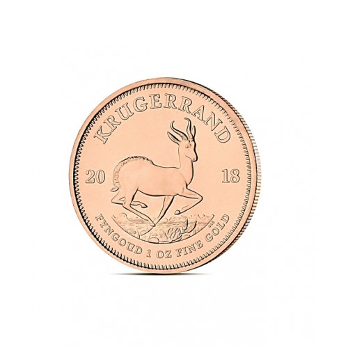 KRUGERAND 1 OZ - Złota moneta 1 uncja Krugerand