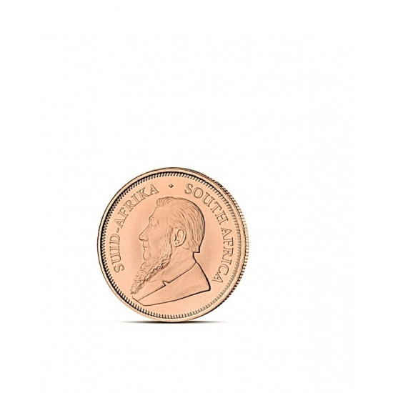KRUGERRAND 1/4 OZ - Złota moneta 1/4 uncji Krugerrand